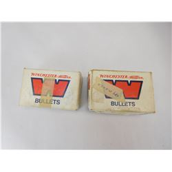 WINCHESTER .30 CAL BULLETS