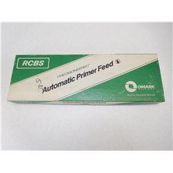 RCBS AUTO PRIMER FEED