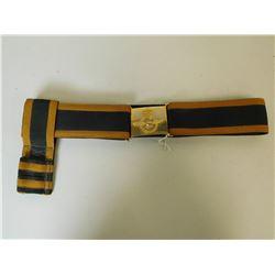 RAF OFFICERS DRESS BELT