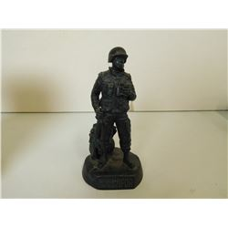 CANADIAN FORCES FIGURINE