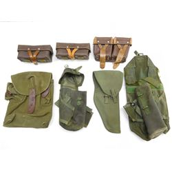 ASSORTED SKS & OTHER POUCHES