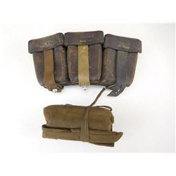 ASSORTED MILITARY ACCESSORIES