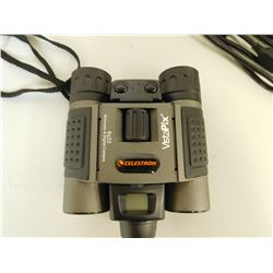 CELESTRON VISTAPIX BINOCULAR & DIGITAL CAMERA