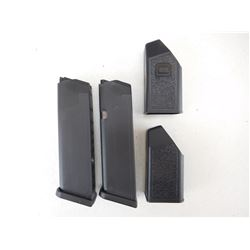 GLOCK MAGAZINES & LOADERS
