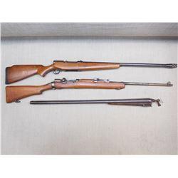 ASSORTED GUN PARTS (PARTS GUNS) ONLY