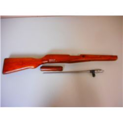 SKS WOODEN STOCK