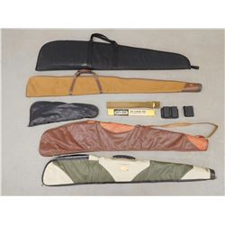 ASSORTED SOFT CASES & ACCESSORIES