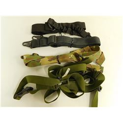 ASSORTED SLINGS STRAPS