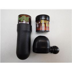 ASSORTED DEER CALLS