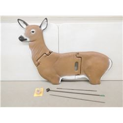 DEER DECOY AND SCENT