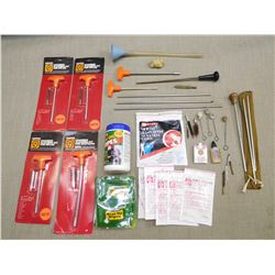 ASSORTED CLEANING ACCESSORIES