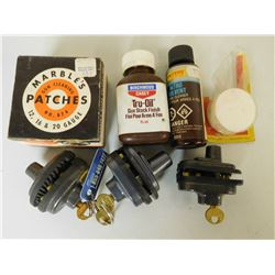 TRIGGER LOCKS & CLEANING SUPPLIES