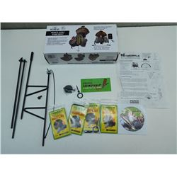 ASSORTERD TURKEY DECOY ACCESSORIES