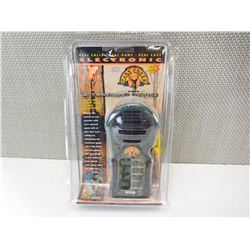 CASS CREEK ELECTRONIC GAME CALL