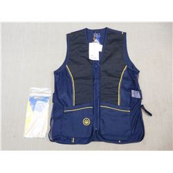 BERETTA SHOOTING VEST & RECOIL PAD