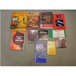ASSORTED HANDLOADING/GUNSMITHING PUBLICATIONS
