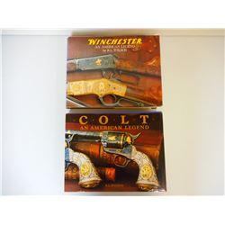 WINCHESTER & COLT BOOKS