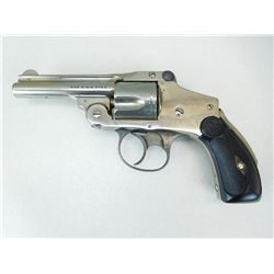 SMITH & WESSON , MODEL: 38 SAFEY HAMMERLESS, AKA LEMON SQUEEZER  ,  CALIBER: 38 S&W