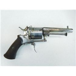 UNKNOWN , MODEL: REVOLVER ,  CALIBER: 32 CENTER FIRE