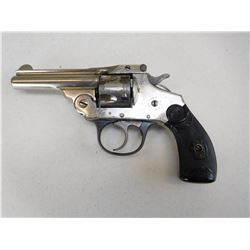 IVER JOHNSON , MODEL: SAFETY HAMMER AUTO  ,  CALIBER: 32 S&W