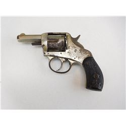 HARRINGTON & RICHARDSON , MODEL: THE AMERICAN DOUBLE ACTION ,  CALIBER: 32 S&W