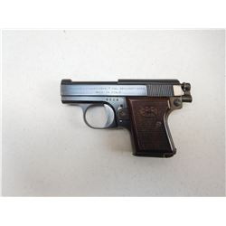 BERNARDELLI , MODEL: BABY ,  CALIBER: 22 SHORT
