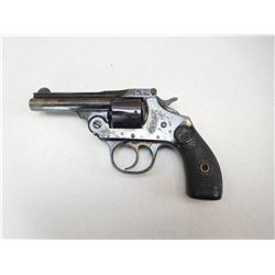 IVER JOHNSON , MODEL: TOP BREAK AUTO EJECT ,  CALIBER: 32 S&W