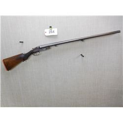 LEFEVER , MODEL: SIDE BY SIDE ,  CALIBER: 12GA X 2 3/4""""