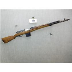 TOKAREV , MODEL: SVT40 ,  CALIBER: 7.62 X 54R