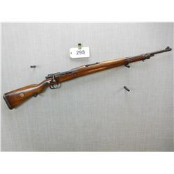 BRAZILIAN MAUSER , MODEL: 1954 BRAZILIAN SHORT RIFLE  ,  CALIBER: 7MM MAUSER