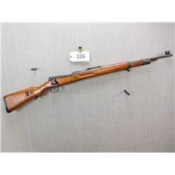MAUSER , MODEL: K98 ISREALI ,  CALIBER: 7.62 X 51 NATO