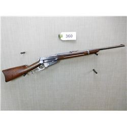 WINCHESTER , MODEL: 1895 SADDLE RING CARBINE ,  CALIBER: 30/40 KRAG