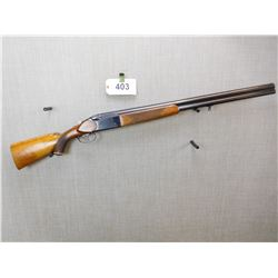 FEG , MODEL: OVER UNDER SHOTGUN ,  CALIBER: 12GA X 3""