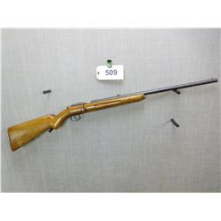 ANSHUTZ , MODEL: SINGLE SHOT RIFLE ,  CALIBER: 5.6 X 36 ( 22 HORNET)
