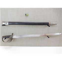 1859 NAVAL CUTLASS SWORD BAYONET