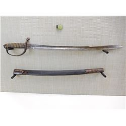 POLICE SWORD WITH SCABBARD
