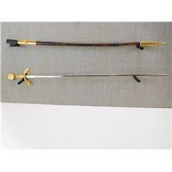 SPANISH RAPIER STYLE DEOCRACTIVE SWORD