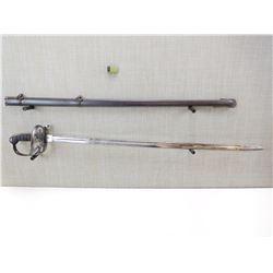 SCOTTISH RIFLE OFFICIERS SWORD