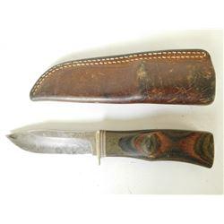 VINTAGE MORSETH CUSTOM KNIFE