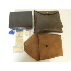 WWI VETERAN: 2ND LIEUT. R.T. THACKER COLLECTION AVAILABLE LOTS 1100-1104