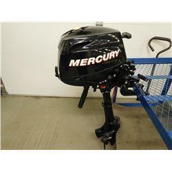 MERCURY 3.5 HP, 4 STROKE OUTBOARD MOTOR