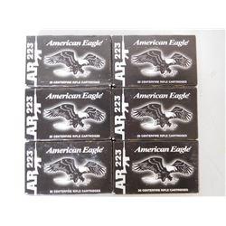 AMERICAN EAGLE AR 223 REM AMMO