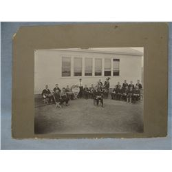 Early photo from Winifred, MT school