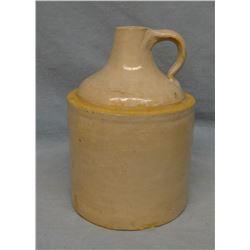 RW 1/2 gal jug, marked, chip on base