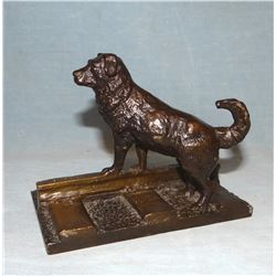 Scriver, Bob, bronze - Forever Faithful Shep - number 103 - est. $300