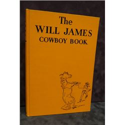James, Will, The Will James Cowboy Book, 1st, Scribner's A, fine