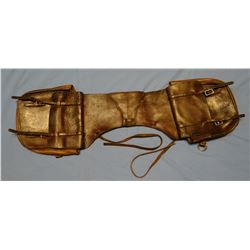 Richland Leather Co. saddle bags, Sidney, MT, nice