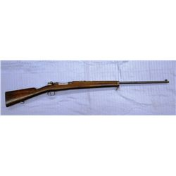 """French/Canadian military rifle, by OVIEDO, 1928, 29"""" bbl, mixed serial numbers, ladder sight"""