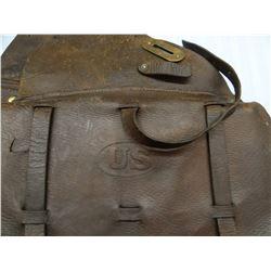 2 U. S. saddlebags
