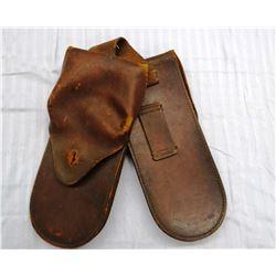 Pomel bags & Un-marked saddle bags